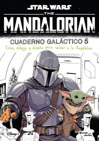Star Wars. The Mandalorian. Cuaderno galáctico 5